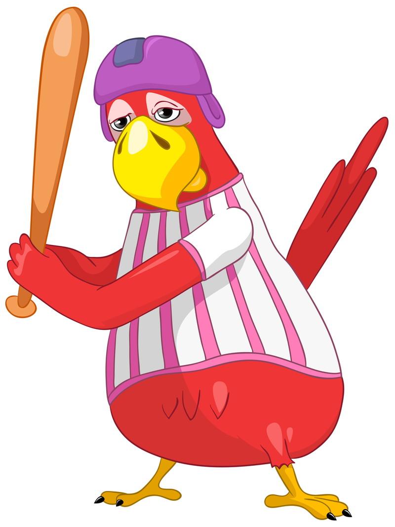 野球キャラクター